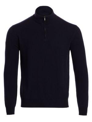 Mezzocollo Cashmere Sweater