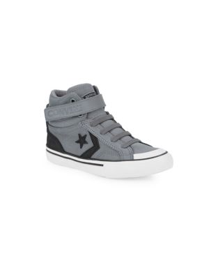 Little Boy's & Boy's Pro Blaze Strap Hi-Top Sneakers