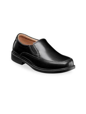 Little Boy's Slip-On Leather Dress Shoes