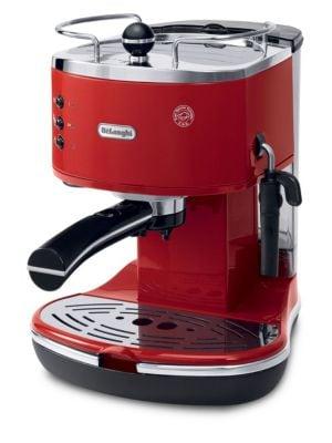 Icona 15-Bar Pump Driven Espresso and Cappuccino Maker