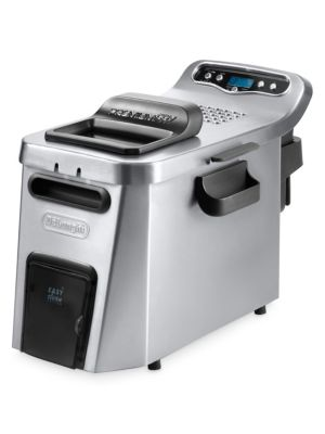 Digital Dual Zone Stainless Steel Deep Fryer