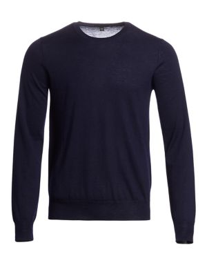 COLLECTION Lightweight Cashmere Crewneck Sweater