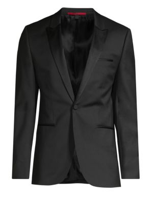 Alinzs Tuxedo Jacket