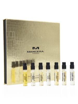 MANCERA Eau De Parfum Seven-Piece Discovery Collection Set