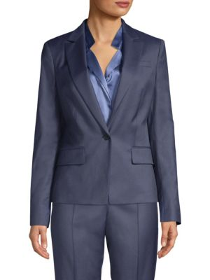 Jalissa Wool Suiting Jacket