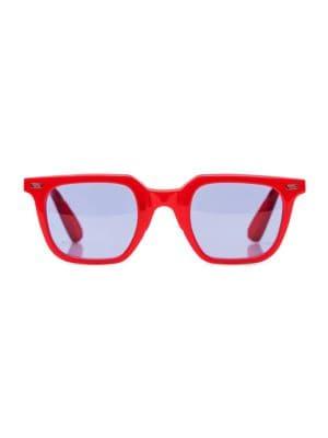 47MM Square Sunglasses