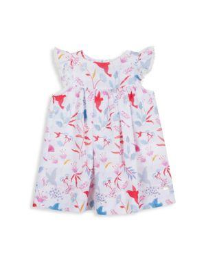 Baby Girl's & Little Girl's Printed Dress