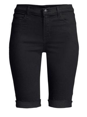 811 Denim Bermuda Shorts