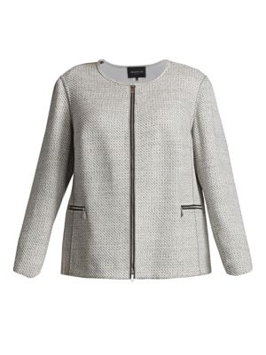 Kerrington Woven Zip Jacket
