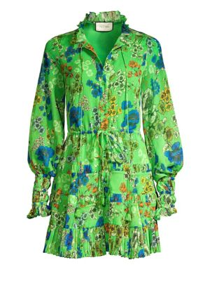 Eden Floral Jaila Dress