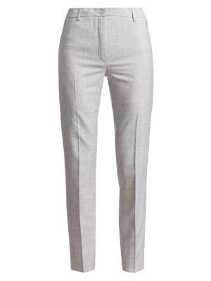 Melvin Wool & Silk Pants