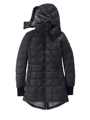 Ellison Down Quilted Jacket