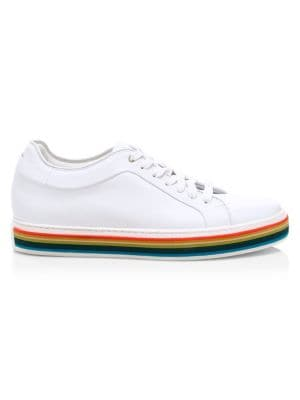 Basso Striped Sneakers