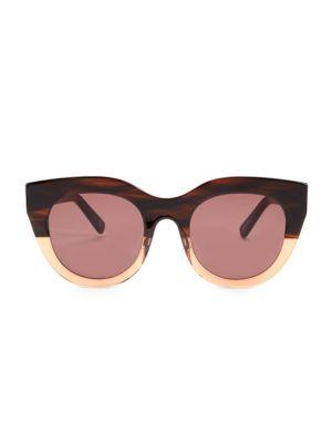 Airy Canary 51MM Cat Eye Sunglasses