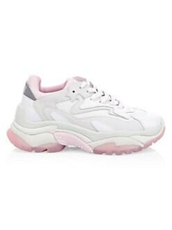 아쉬 어딕트 스니커즈 화이트 ASH Addict Sneakers,White