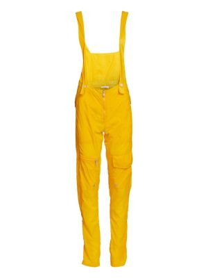 ARTICA ARBOX Nylon Overall Pants in Yellow