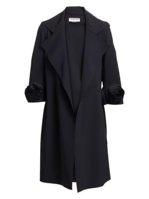 Margit Rose Trench Coat