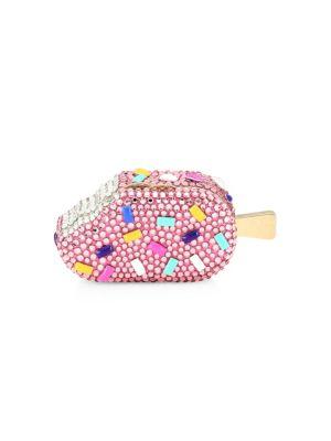 Strawberry Sprinkle Popsicle Pillbox
