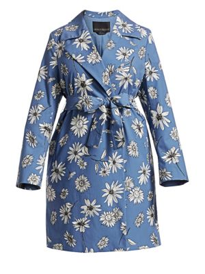 Troupe Floral Overcoat