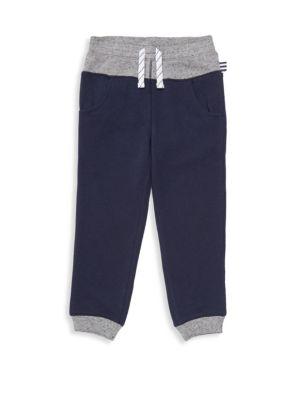 Little Boy's Colorblock Jogging Pants