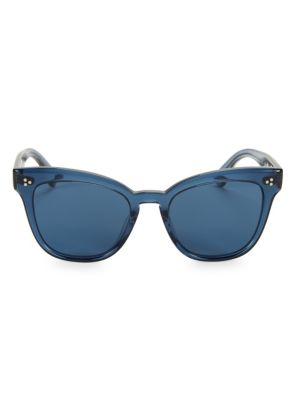Marianela 54MM Butterfly Sunglasses