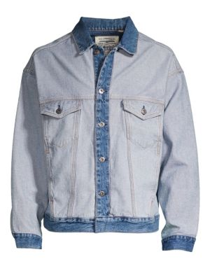 The New West About Face Denim Trucker Jacket