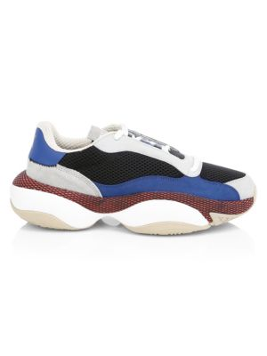Alteration Kurve Leather Colorblock Sneakers