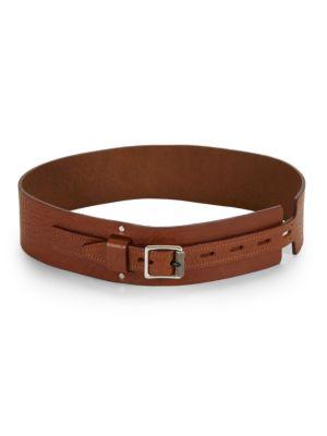 Field Waist Leather Belt