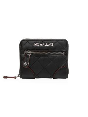 MZ WALLACE   Mini Crosby Wallet   Goxip