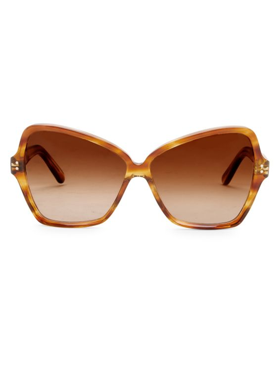 CELINE CL40064I 64MM Butterfly Sunglasses