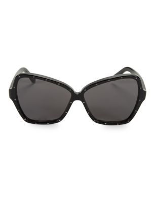 CL4066IS 64MM Butterfly Crystal Sunglasses