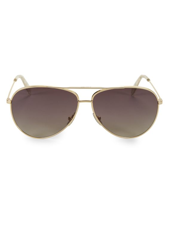 CELINE CL40062U 61MM Aviator Sunglasses