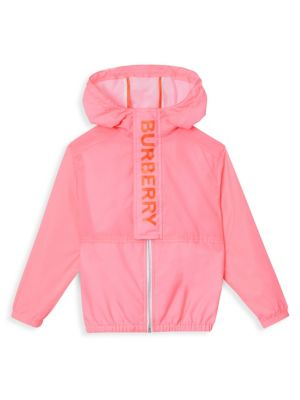 Little Girl's & Girl's Austin Hooded Jacket
