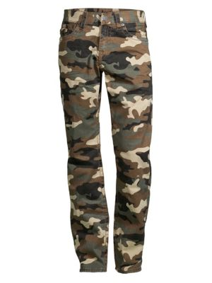 Ricky Camo Print Pants