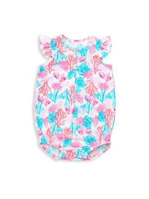 Baby Girl's Isla Printed Romper
