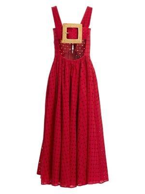 Angela V-Neck Dress