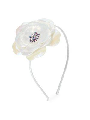 3D Flower Headband