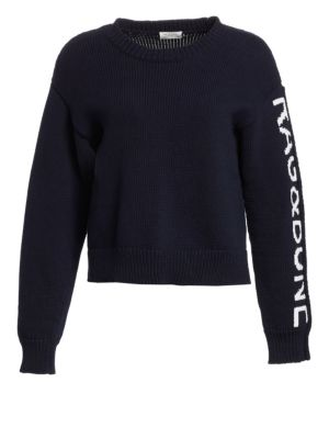 Rayland Logo Sleeve Pullover
