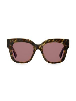 FF 0359 Square Logo Sunglasses
