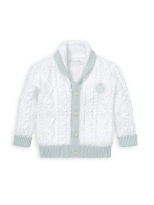 430ef48c2 Baby Boy's Aran Cable-Knit Sweater | £76.87 | Gay Times