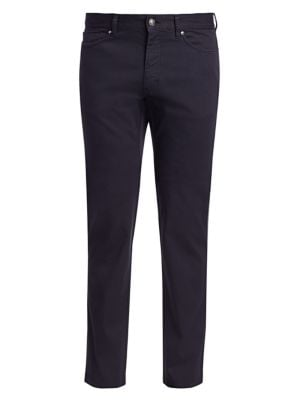 Pique Five Pocket Pants