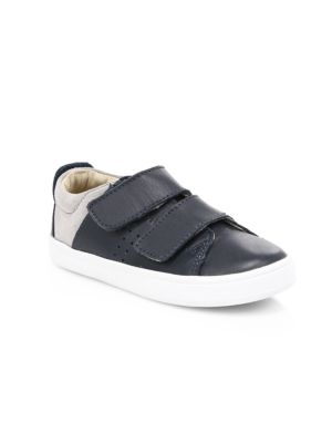 Little Boy's & Boy's Toko Leather Sneakers