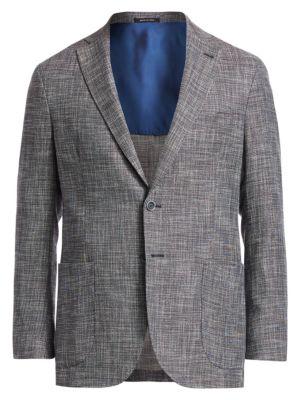 COLLECTION Multicolor Tweed Sportcoat