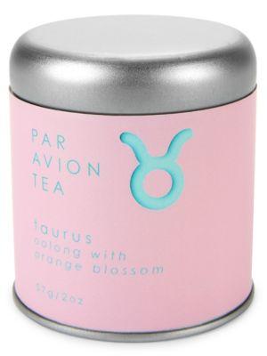 Zodiac Taurus Tea