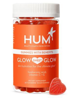 Glow Sweet Glow Gummies Hydrating Hyaluronic Acid Supplement