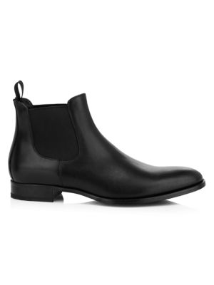 Shelby Leather Chelsea Boots