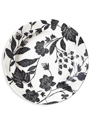 Garden Vine Salad Plate