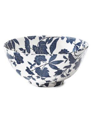 Burleigh Garden Vine Footed Bowl
