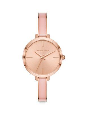 Jaryn Stainless Steel Bracelet Watch