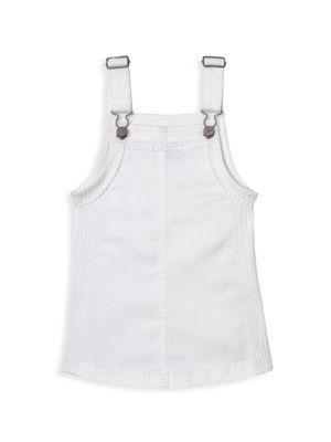 Girl's Penelope Overall Dress